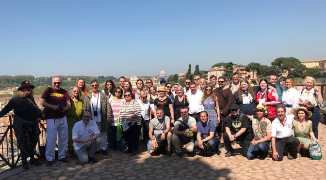 The Review of Saturnia Tellus for the ECER Congress in Rome 2018